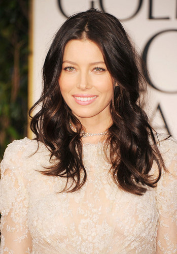 Jessica Biel wallpaper possibly containing a portrait titled 69th Annual Golden Globe Awards