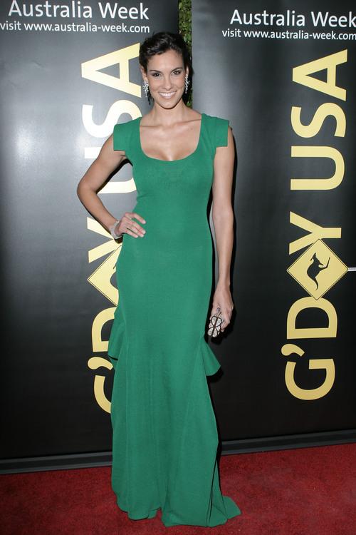 9th Annual G'Day USA Los Angeles Black Tie Gala [January 14, 2012]