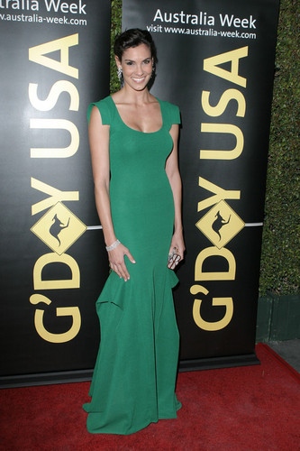9th Annual G'Day USA Los Angeles Black Tie Gala [January 14, 2012]