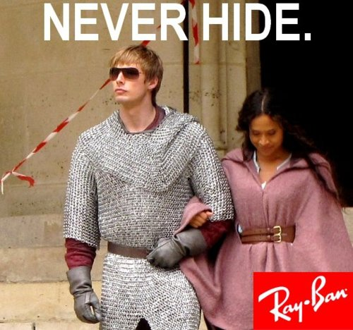 ARWEN: Never Hide! *snort*