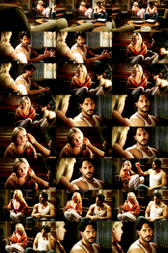 Sookie and Alcide 바탕화면 entitled AS<3