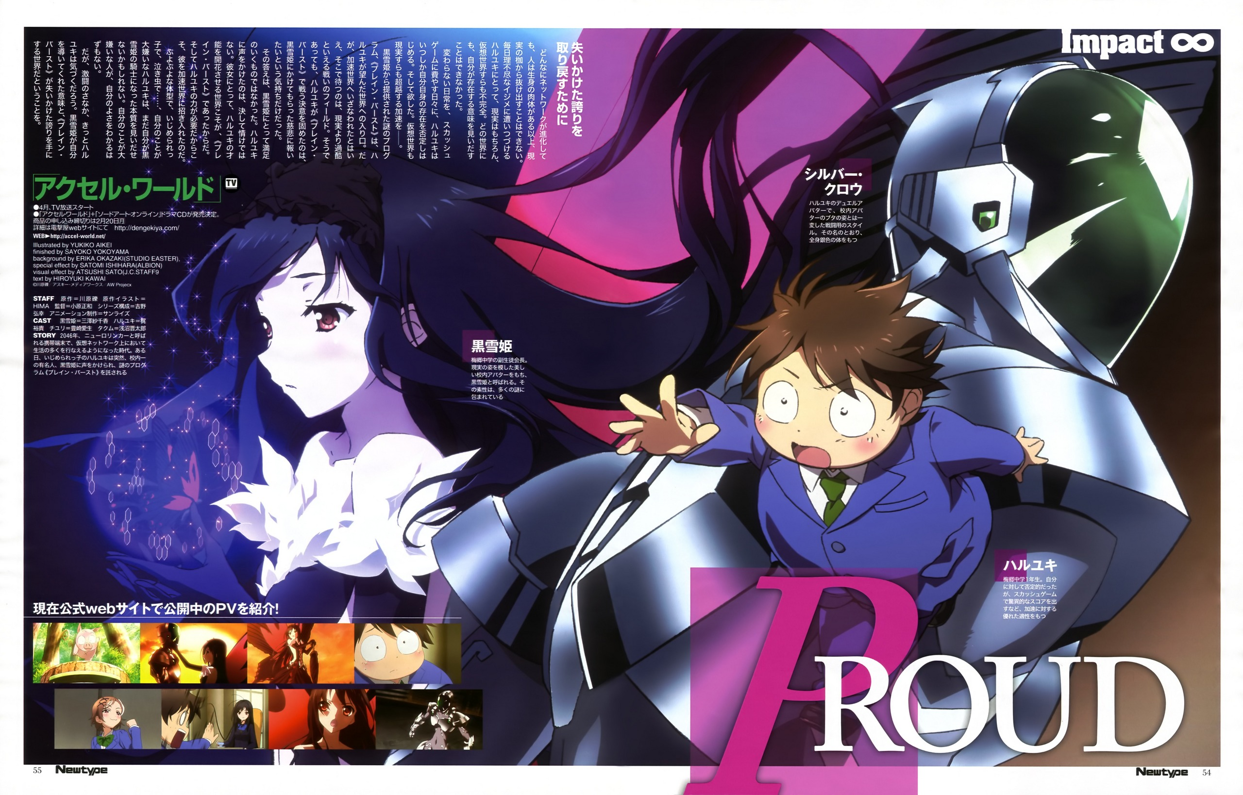 Accel World Images HD Wallpaper And Background Photos