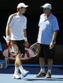 Andy Murray and Ivan Lendl - andy-murray photo