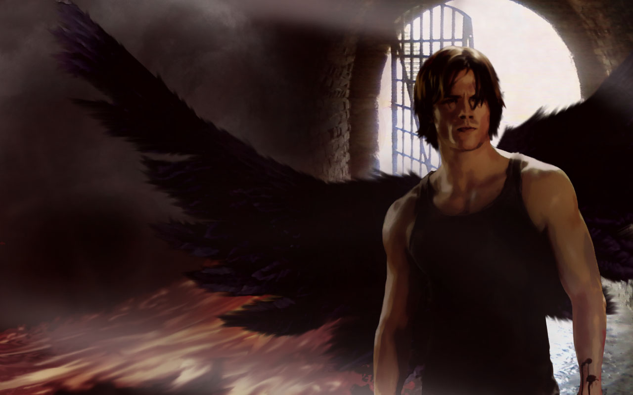 Dark Angel Sam ♥ - LOVE ANGELS Wallpaper (28318295) - Fanpop