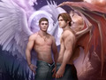 Angels Sam & Dean ♥