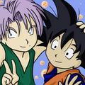 BFF - goten-and-trunks photo