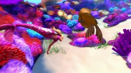 búp bê barbie in a Mermaid Tale 2!