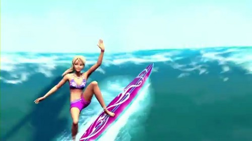 barbie in mermaid tale wallpaper entitled Barbie in a Mermaid Tale 2!