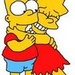 Bart and Lisa <3 - bart-and-lisa-simpson icon