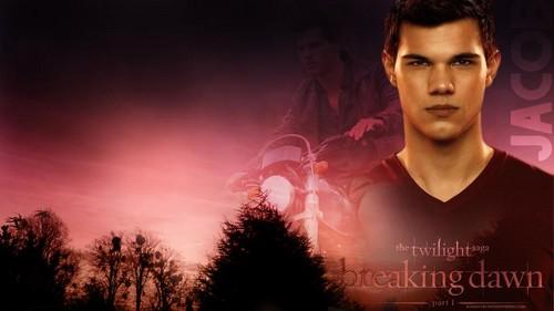 Beautiful karatasi za kupamba ukuta Fanmade Breaking Dawn 1