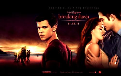 Beautiful fonds d'écran Fanmade Breaking Dawn 1
