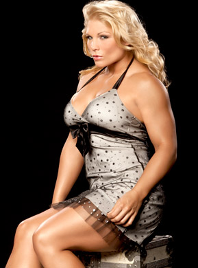 beth phoenix achtergrond probably containing bare legs, hosiery, and a bustier called Beth Phoenix Photoshoot Flashback