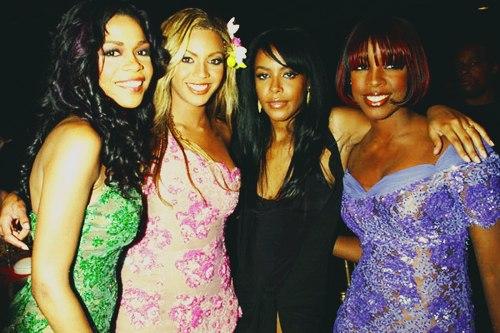 बियॉन्से with Destiny's Child and आलिया