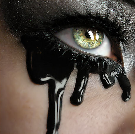Black Tears door Wickedweb on deviantART