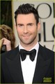 Bradley Cooper & Adam Levine - Golden Globes 2012 - actors photo