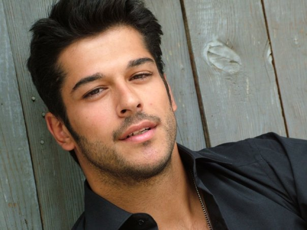 Turkish actors and actresses burak ozcivit