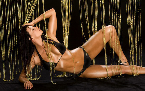 Candice Michelle achtergrond titled Candice Michelle Photoshoot Flashback