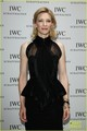 Cate Blanchett: IWC Top Gun Gala in Geneva! - cate-blanchett photo