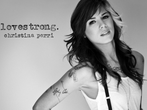 Christina Perri wallpaper with a portrait titled Christina Perri wallpaper