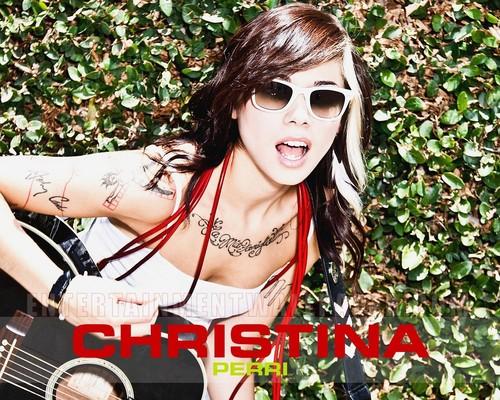 Christina Perri achtergrond