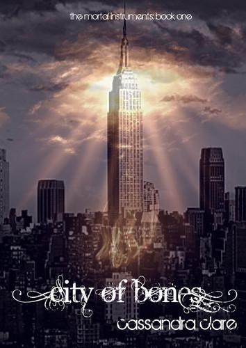 City of Bones fan covers