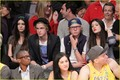 Cody Simpson: Lakers Game with Kendall &amp; Kylie Jenner - cody-simpson photo