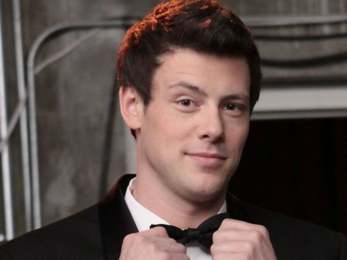 Cory Monteith wallpaper possibly with a business suit entitled Cory