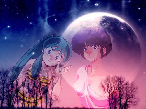 Crossover _ Lum & Akane Tendo