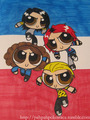 Cute x3 - my-chemical-romance fan art