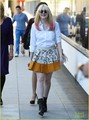 Dakota Fanning: Pink Hair Pretty - dakota-fanning photo
