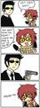 Death Note Nyoro~n - anime fan art