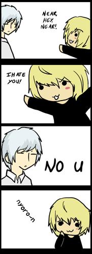 Death Note Nyoro~n