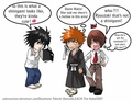 Death Note - lol fan art