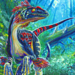 Deinonychus - dinosaurs icon