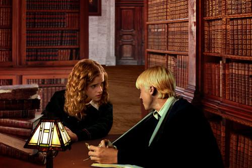 Draco/Hermione