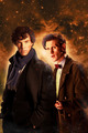 Eleven and Sherlock
