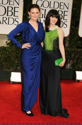 Emily @ 69th Annual Golden Globe Awards – January 15 2012