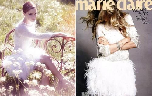 Emma Watson VS Sarah Jessica Parker