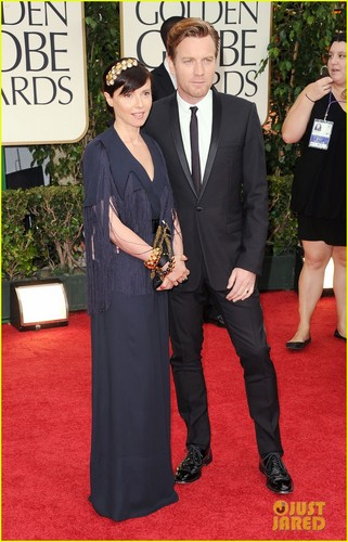 Ewan McGregor - Golden Globes 2012 Red Carpet - ewan-mcgregor Photo