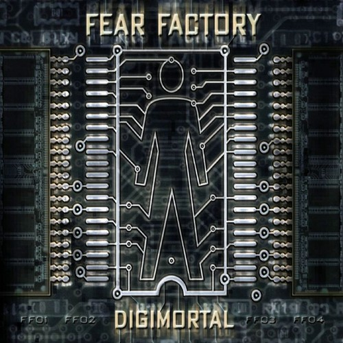 Fear Factory wallpaper called Fear Factory Digimortal (Limited Edition)