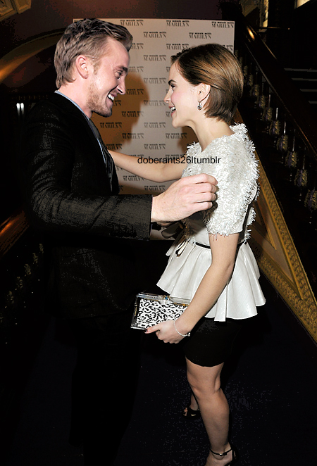 Feltson - Tom Felton &... Amanda Seyfried Dated