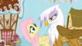 Fluttershy and Gilda - my-little-pony-friendship-is-magic screencap