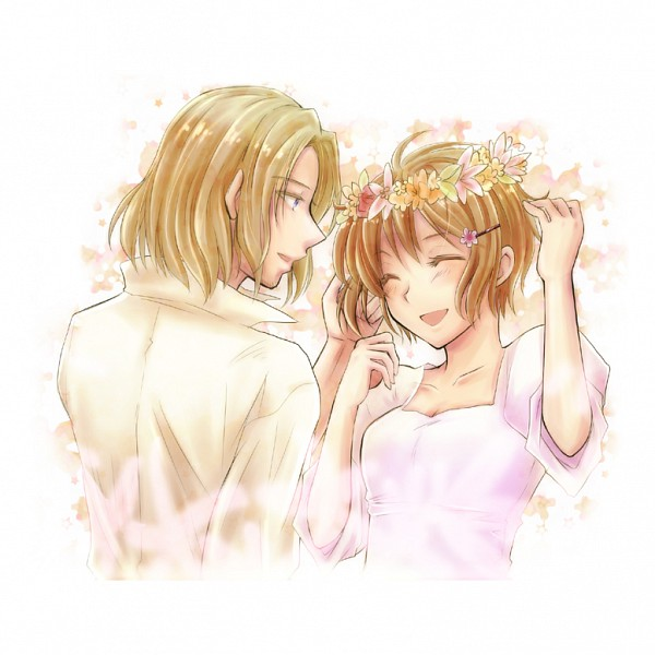 France x jeanne d arc hetalia couples fan art 28355996 fanpop
