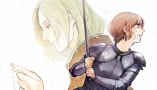 France x Jeanne D'Arc