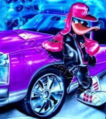 Gangsta Daffy