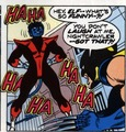 HA HA HA! - nightcrawler photo