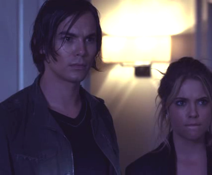 Hanna & Caleb wallpaper called Hanna/Caleb 2x16ღ