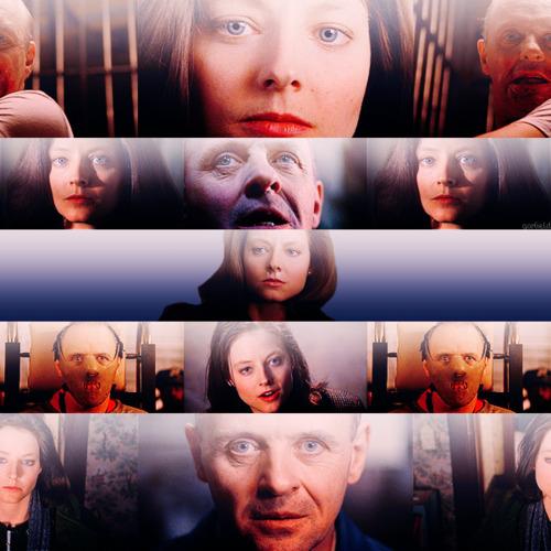 Hannibal and Clarice Fanart