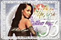 Happy Birthday! - aaliyah fan art
