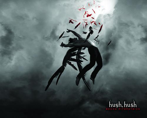 Hush Hush Series वॉलपेपर्स